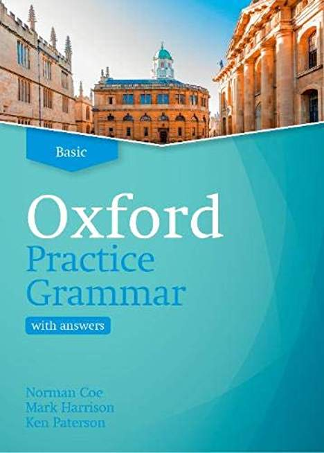 Oxford Practice Grammar Basic book cover