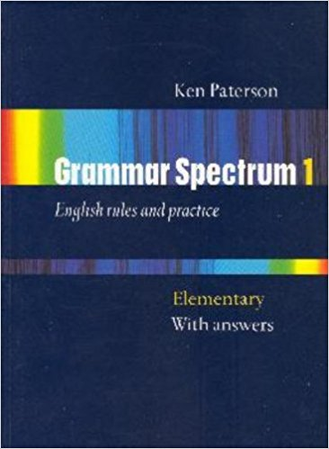 Grammar Spectrum 1 book cover